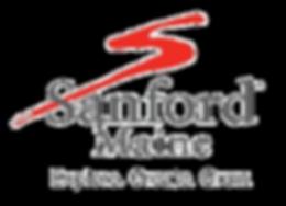 Isolated Sanford Maine Logo