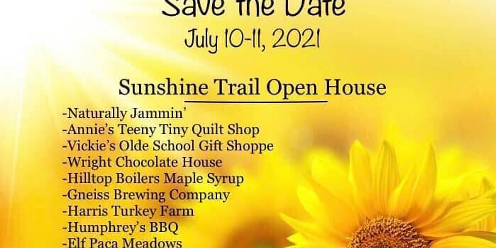 Sunshine Trail Open House