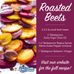 Maine-Sweet Pepper Roasted Baby Beets