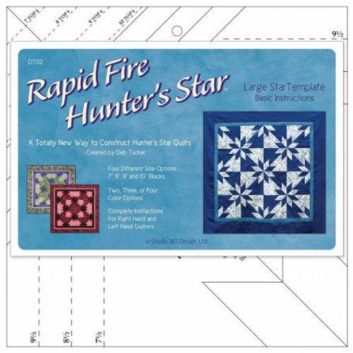 Rapid Fire Hunter's Star Tool