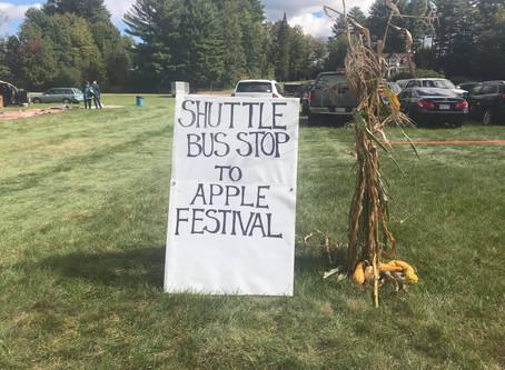 2018 Apple Festival was a great success!