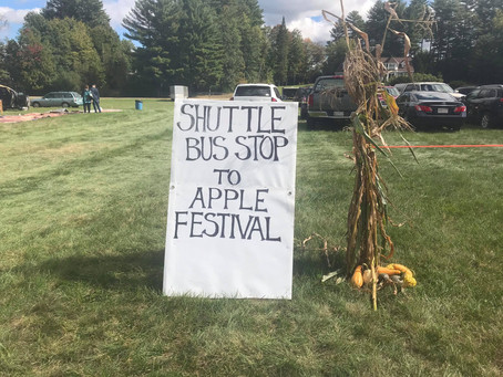 2018 Apple Festival was a great success!