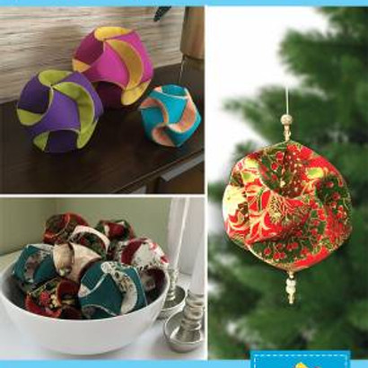 CLASS: Holiday Baubles