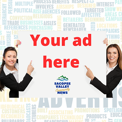 Sacopee Valley Advertising
