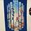 Thumbnail: Secret Window Panel Wall Hanging