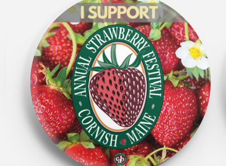 Strawberry Festival is coming right up! June 29, 2019