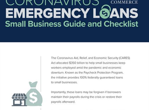 CARES Act Fact Sheet & Info