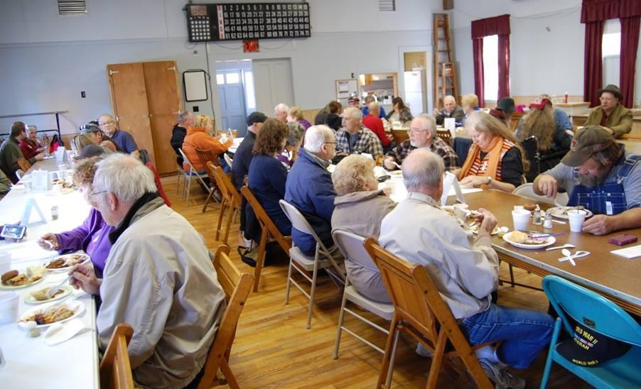 Hiram Community Dinner