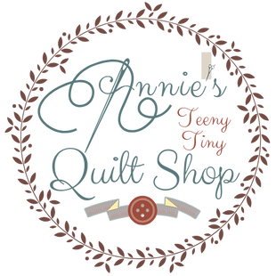 Annies Teeny Tiny Quilt Shop