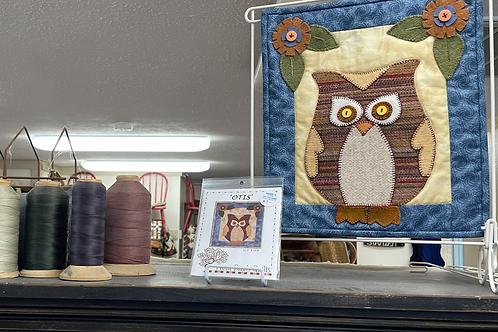 """""""Otis"""" Owl Pattern"""