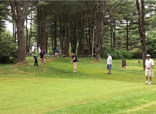 2nd Annual Bob L'Heureux Memorial Golf Tournament@ Pine Hollow Little Par 3 Golf Friday, Sept. 25