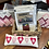 Thumbnail: Primitive Hearts Pin Cushion Kit