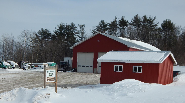 Highland Farms, Cornish, Maine