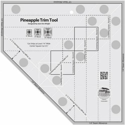 Pineapple Trim Tool