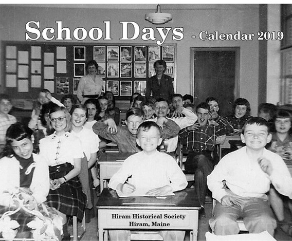 Porter Maine Elementry School 1953