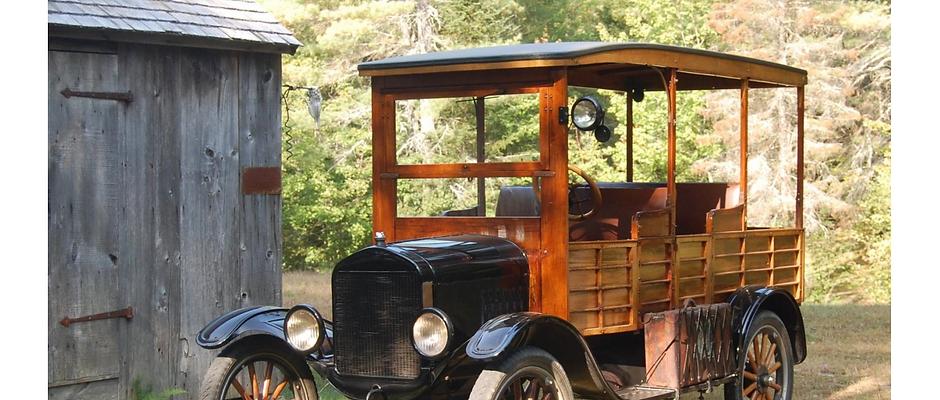 2021 Calendar - Antique Cars