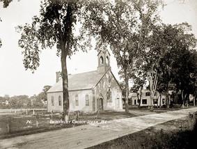 Universalist Church, Hiram, Maine