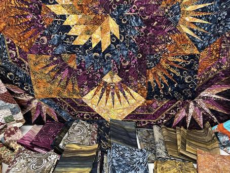 2021 Maine Shop Hop Fabric