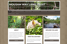 Kevin Mckeon of the Mousam Way Land Trust