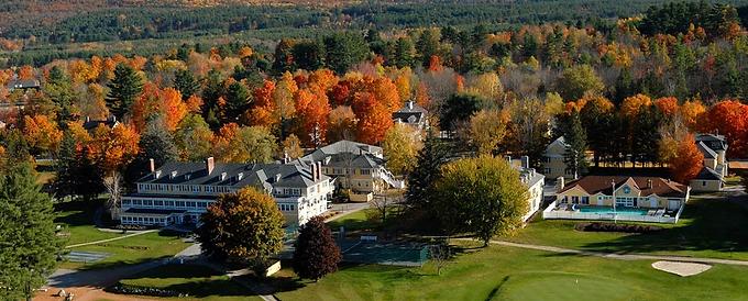 1.  Bethel Inn Resort - Bethel, Maine