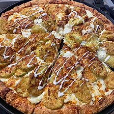 *NEW!* FRIED PICKLE PIZZA