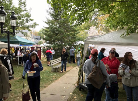 30th Annual Apple Festival Information
