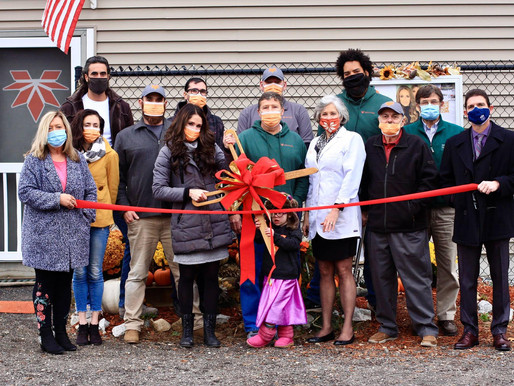 Chamber Welcomes Vetted Maine with Ribbon Cutting