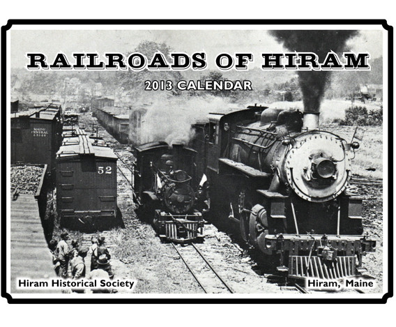 Railroads of Hiram, Maine