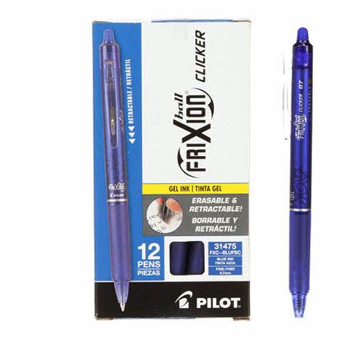 Frixion Pen (Blue)