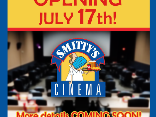 Smittys & GameLab to open 7/17/20