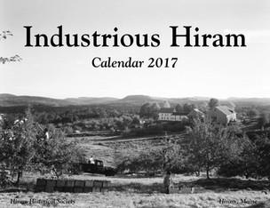2017 Hiram Calendar