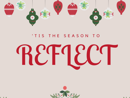 December: a time for reflection