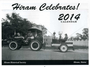 2014 Hiram, Maine