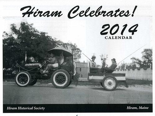 2014 HHS Calendar - Hiram Celebrates