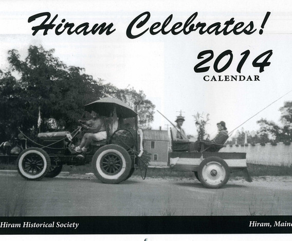 2014 Hiram, Maine Celebrates