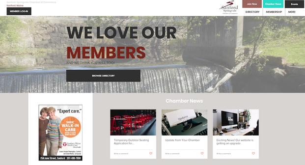 Sanford Springvale Chamber of Commerce