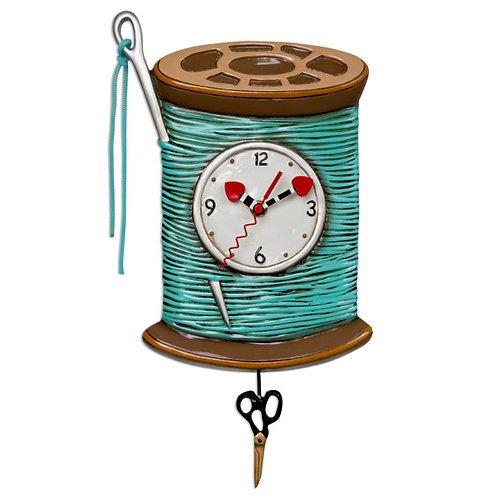 Clock - Thread Spool