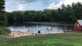 Springvale Rec Area swim area