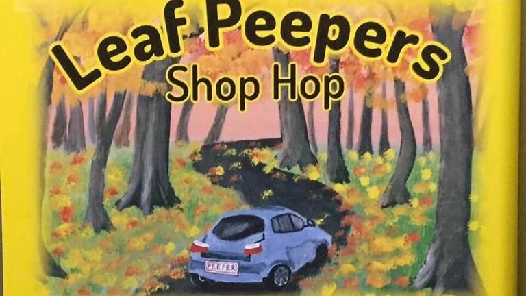Annual Leaf Peepers Shop Hop