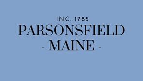 9/30 Parsonsfield Zoning Board of Appeals Public Hearing