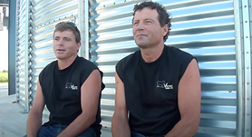 Interview with Gerald and Fred Van Osch  - August, 2013