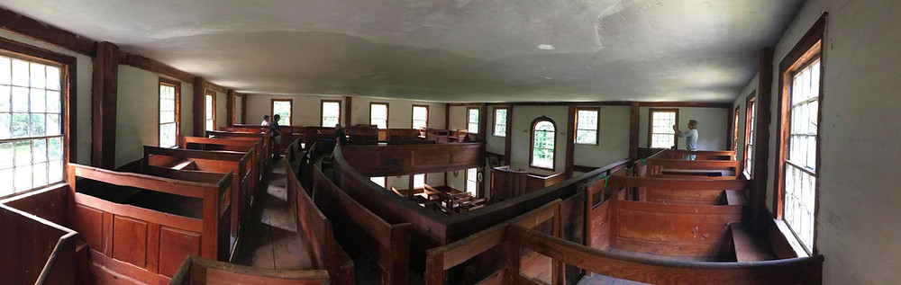 Old Porter Meetinghouse