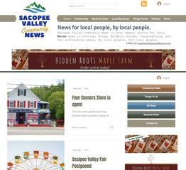 Sacopee Valley News