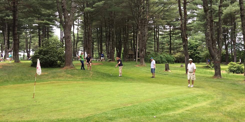 3rd Annual Bob L'Heureux Memorial Pine Hollow Par 3 Golf Tournament