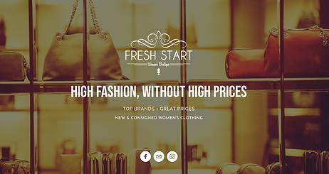 Fresh Start Boutique