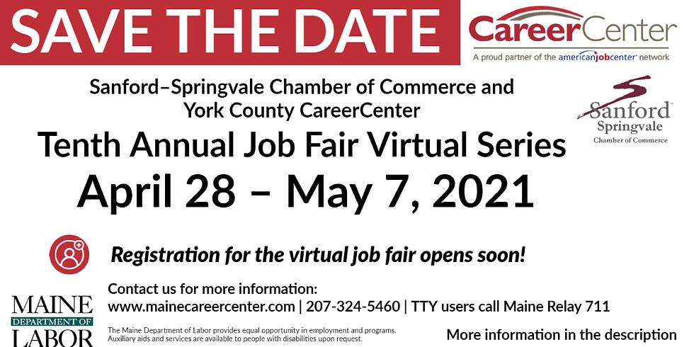 Annual York County Job Fair - Hospitality Sector