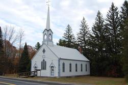 Universalist Church, Hiram, Maine 2 Nove