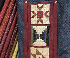 Quilted Country Bag