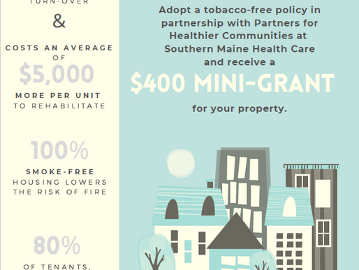 MaineHealth Partnership, $400 mini-grant opportunity