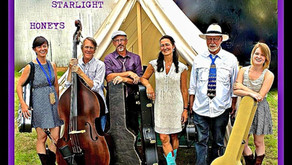 8/22 - The Starlight Honeys - DAC at the Drive-in, Live Music Series, Sundays in August & September